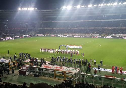 Торино - Ювентус - 0:1. Текстовая трансляция матча