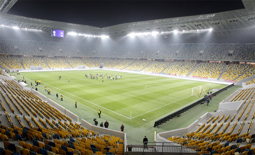 Матч Украина – Сербия пройдет во Львове