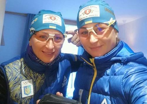 Сестры Семеренко пропустят преследование в Хохфильцене
