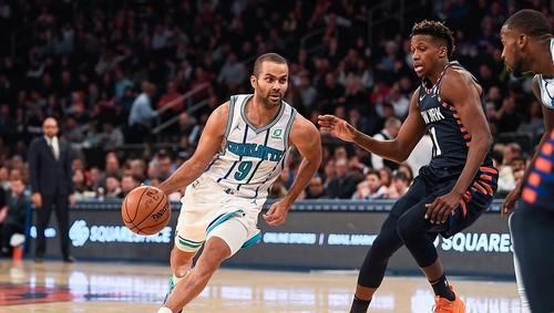 Перехват и пас Паркера – момент дня в НБА