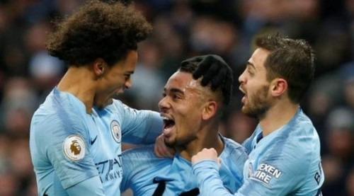 Манчестер Сити - Эвертон 3:1. Видео голов и обзор матча