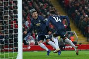 Ливерпуль – Манчестер Юнайтед. Видео гола Лингарда