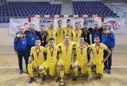 Збірна України з вадами зору вдруге стала чемпіоном Європи з футзалу