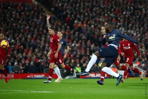 Ливерпуль - Манчестер Юнайтед. Текстовая трансляция матча