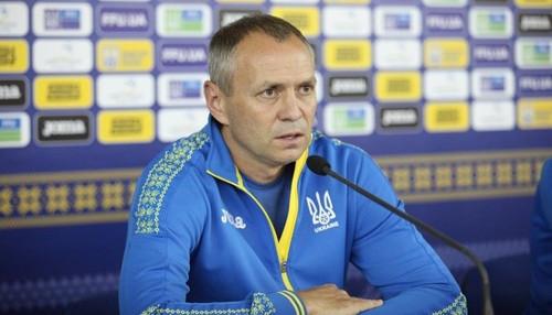 Источник: Головко покинет пост главного тренера сборной Украины U-21