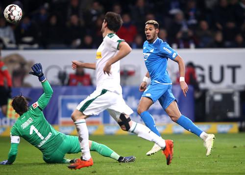 Хоффенхайм – Боруссия Менхенгладбах – 0:0. Обзор матча