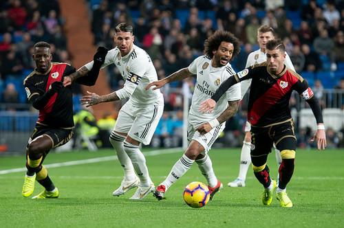 Реал Мадрид – Райо Вальекано – 1:0. Видео гола и обзор матча