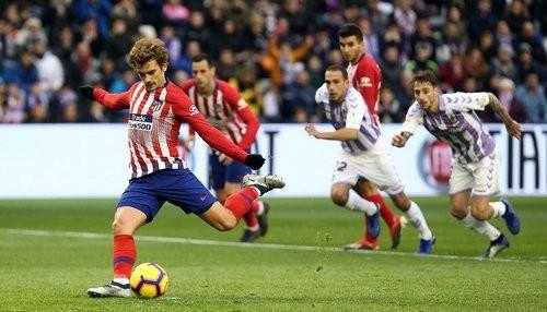 Реал Вальядолид — Атлетико — 2:3. Видео голов и обзор матча