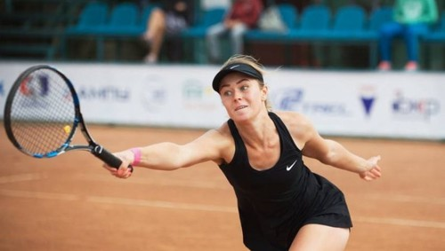 Украинка Шошина выиграла свой четвертый турнир в году