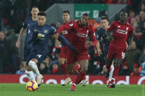 Ливерпуль дома уверенно обыграл Манчестер Юнайтед