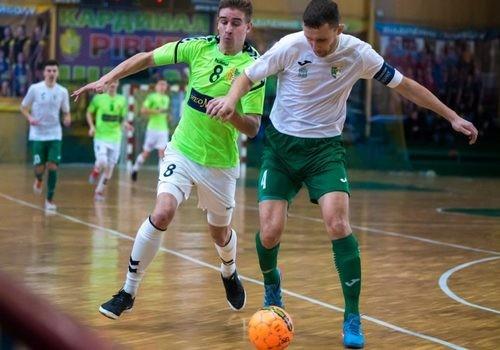 Энергия вырвала победу в Ровно, ХИТ справился с аутсайдером