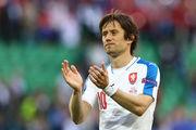 Росицки назначен спортивным директором Спарты