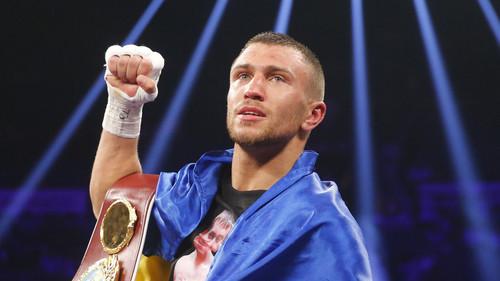 Василий ЛОМАЧЕНКО: «Вряд ли бой с Гарсией состоится в 2019 году»