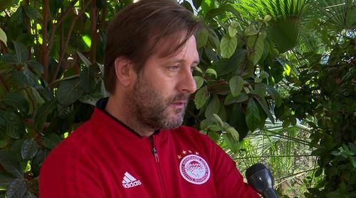 Тренер Олимпиакоса: «У нас хорошие шансы пройти Динамо»