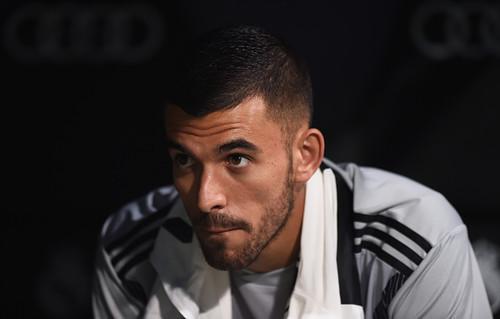 Дани СЕБАЛЬОС: «Реал не фаворит Лиги чемпионов? Это ложь»