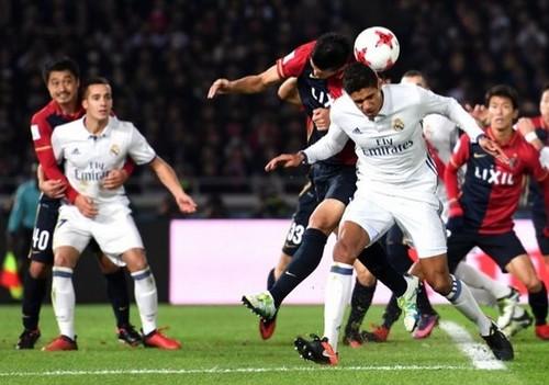 Касима – Реал. Прогноз и анонс на матч клубного чемпионата мира