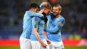Зинченко забил пенальти, Манчестер Сити вышел в 1/2 финала Кубка Лиги