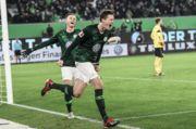 Вольфсбург – Штутгарт – 2:0. Видео голов и обзор матча