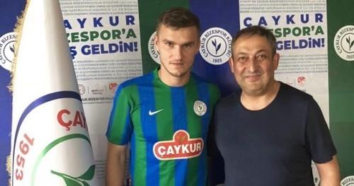 Гладкий забил, но Ризеспор вылетел из Кубка Турции