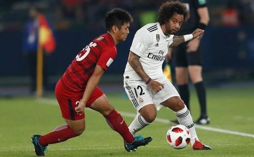 Касима Антлерс – Реал. Текстовая трансляция матча