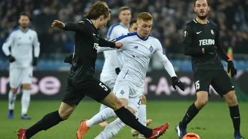 Журналист: Немецкий клуб предложил за Цыганкова 16 млн евро+бонусы