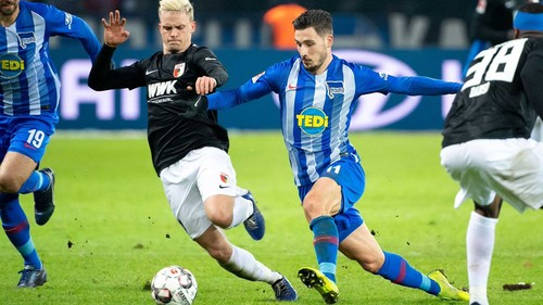 Герта – Аугсбург – 2:2. Видео голов и обзор матча