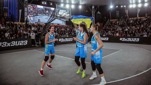 Стали відомі всі учасники чемпіонатів світу U-23 з баскетболу 3х3