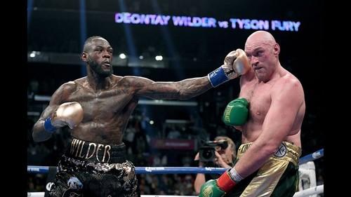 12-й раунд боя Уайлдер – Фьюри – лучший раунд 2018 года