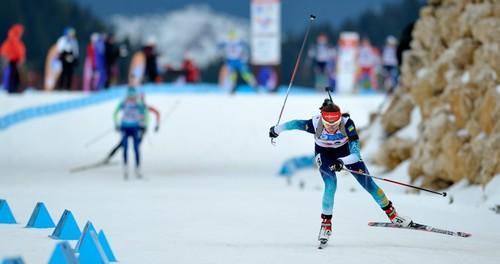 Преманон-2018. Бех заняла 11 место в спринте