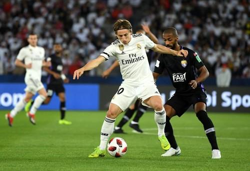 Реал Мадрид — Аль-Айн — 4:1. Текстовая трансляция матча