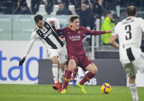 Ювентус - Рома - 1:0. Текстовая трансляция матча