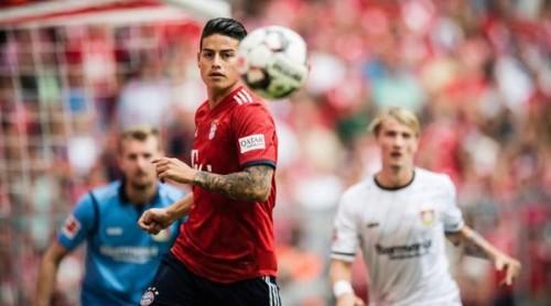 Хамес РОДРИГЕС: «У меня контракт с Баварией, остаюсь до лета»