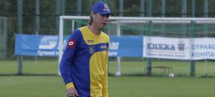 Михайличенко огласил список вызваных футболистов
