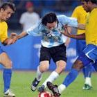 Аргентина – Бразилия – 3:0 +ВИДЕО