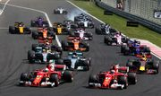Формула-1. Гран-при Азербайджана. Текстовая трансляция