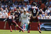 Валенсия — Эйбар — 0:1. Видео гола и обзор матча
