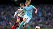 Зінченко претендує на звання кращого захисника Кубка Англії