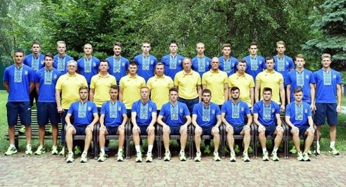 Украина U-20 перед чемпионатом мира проведет два контрольных матча