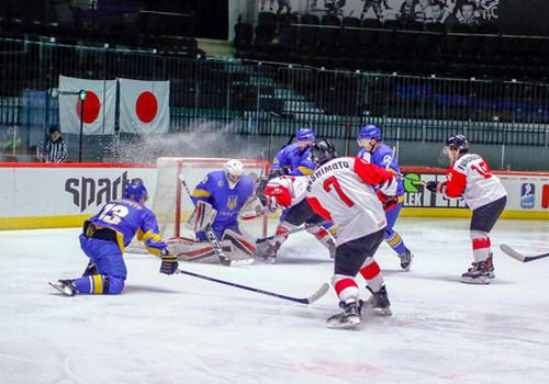 Сборная Украины стартовала на чемпионате мира с поражения от Японии