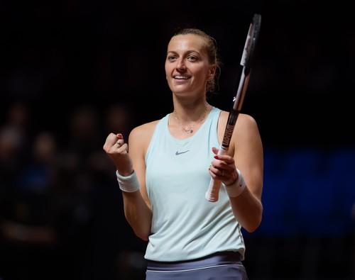 Квитова стала победительницей турнира в Штутгарте