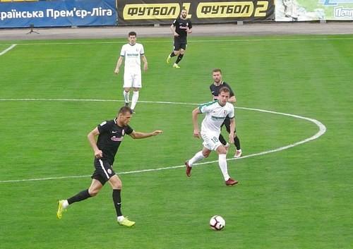 Александрия — Заря — 0:2. Видео голов и обзор матча