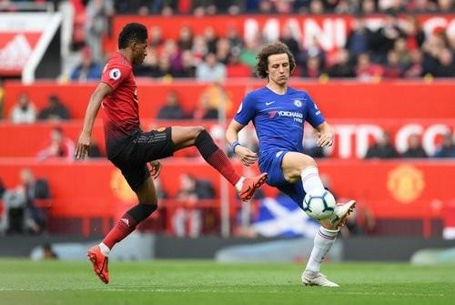 Манчестер Юнайтед — Челси — 1:1. Видео голов и обзор матча