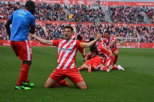Жирона — Севилья — 1:0. Видео гола и обзор матча