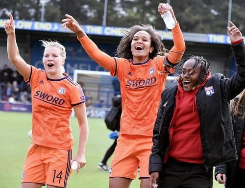 Лион и Барселона сыграют в финале женской Лиги чемпионов