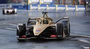 Формула E. Дождь и аварии. Видеообзор гонки Гран-при Парижа
