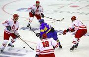 ЧМ по хоккею. Украина после двух туров занимает 5-ю позицию