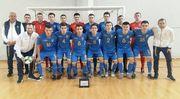 Юнацька збірна України посіла третє місце на турнірі в Італії
