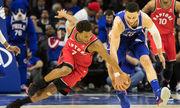 Передача Лаурі між ніг Симмонсу серед кращих моментів дня НБА