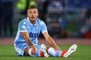 Лідер Лаціо може пропустити фінал Кубка Італії
