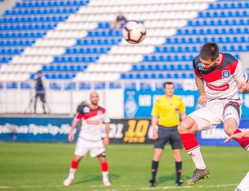 Арсенал-Киев — Десна — 2:0. Видео голов и обзор матча